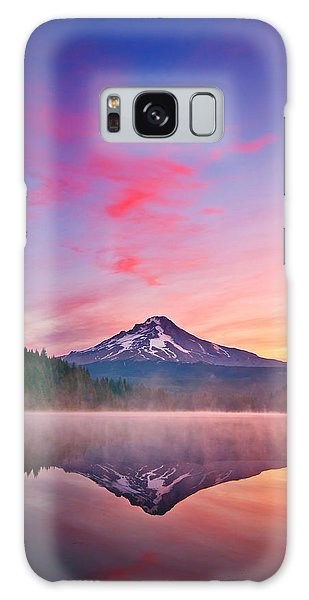 White Mountain National Forest Galaxy Case - Magic Morning by Darren  White