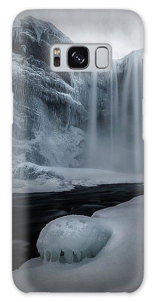 Iceland Galaxy S8 Case - Magic Of Skogafoss by Jose D. Riquelme