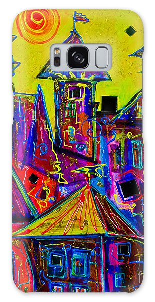 Magic Town 2 Galaxy Case