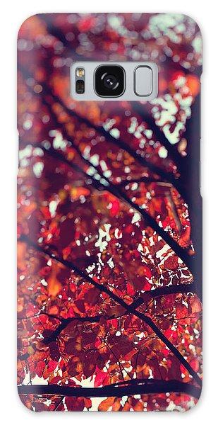 Magical Autumn Galaxy Case by Kim Fearheiley