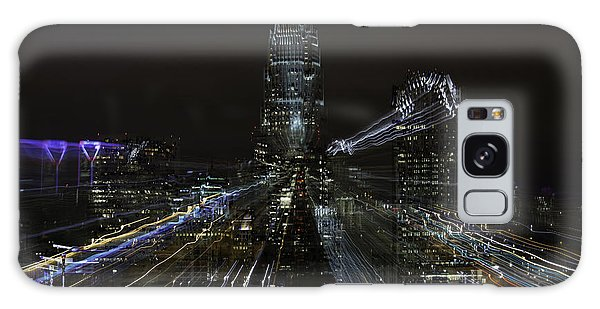 Galaxy Case featuring the photograph Magical Charlote by Donald Brown