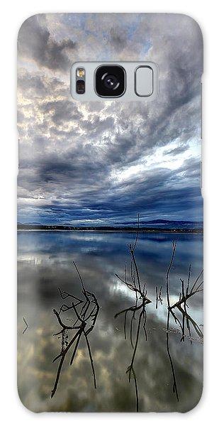 Magical Lake - Vertical Galaxy Case