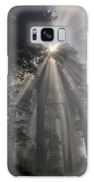 Magical Morning Galaxy Case by Betty Depee