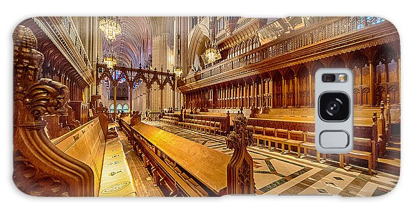 Magnificent Cathedral I Galaxy Case