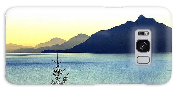 Magnificent Howe Sound Galaxy Case