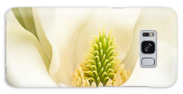 Magnolia Blossom Galaxy Case