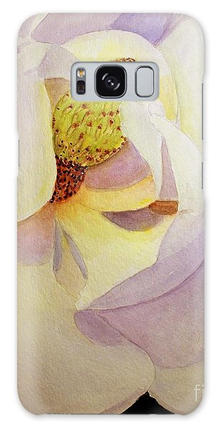 Magnolia Galaxy Case by Carol Grimes