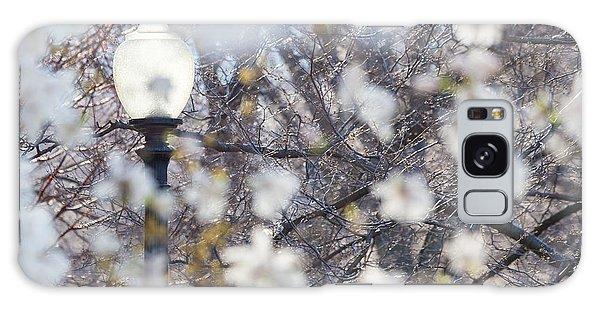 Magnolia Impression 1 Galaxy Case