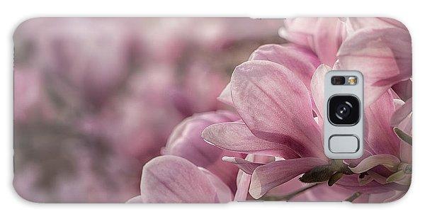 Magnolia Layers Galaxy Case by Rob Amend