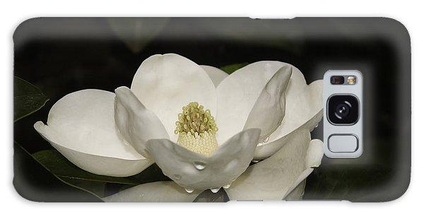 Magnolia Galaxy Case by Penny Lisowski