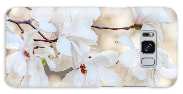 Magnolia Spring 1 Galaxy Case