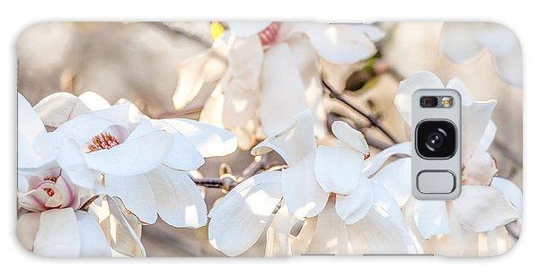Magnolia Spring 2 Galaxy Case