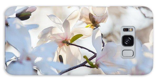 Magnolia Spring 3 Galaxy Case