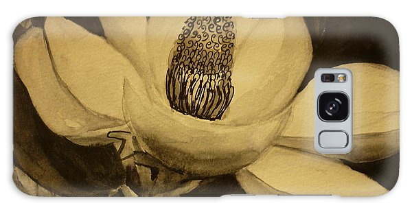 Magnolia Galaxy Case by Therese Alcorn