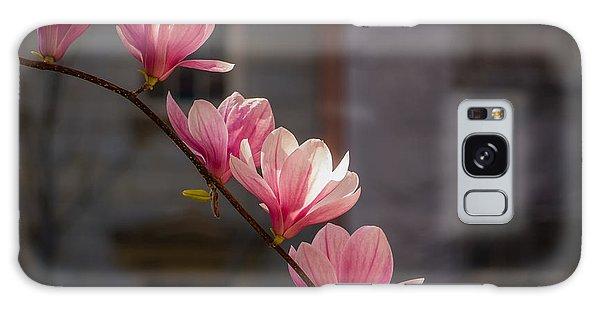 Magnolia's Descent Galaxy Case by Rob Amend