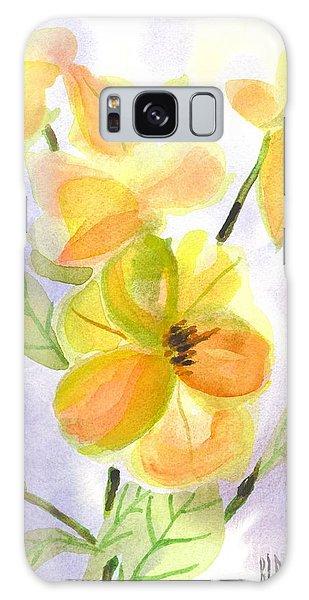 Magnolias Gentle Galaxy Case by Kip DeVore