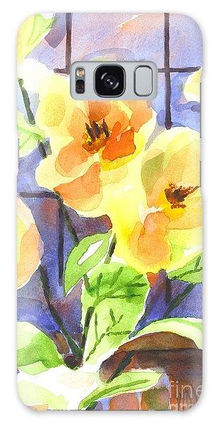 Magnolias Galaxy Case by Kip DeVore