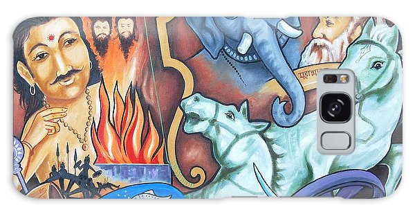 Mahabharatha Galaxy Case by Ragunath Venkatraman