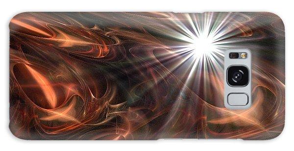 Mahogany Galaxy Case