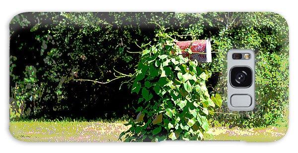 Mail Stop Galaxy Case by Renie Rutten