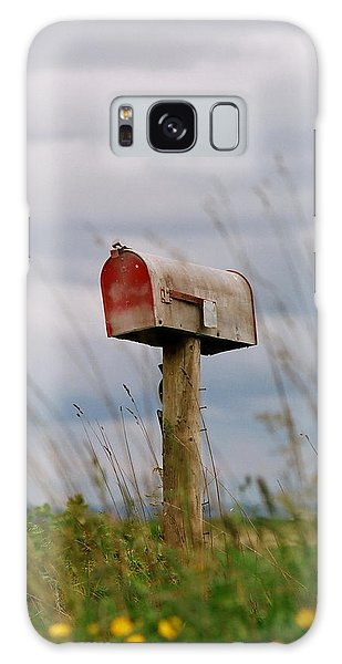 Mailbox Galaxy Case by Michele Wright