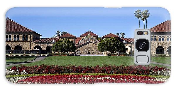 Main Quad Stanford California Galaxy Case