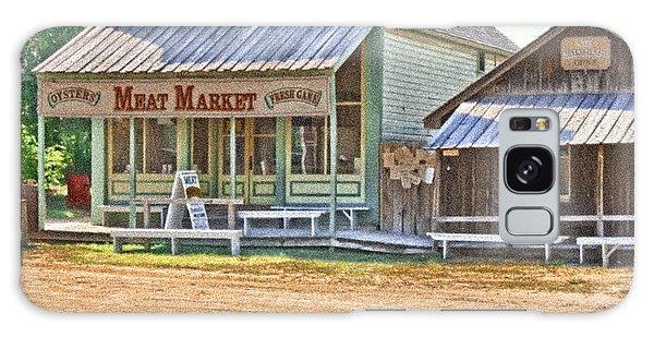 Main Street Meat Market Galaxy Case