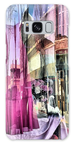 Main Street Reflections Galaxy Case