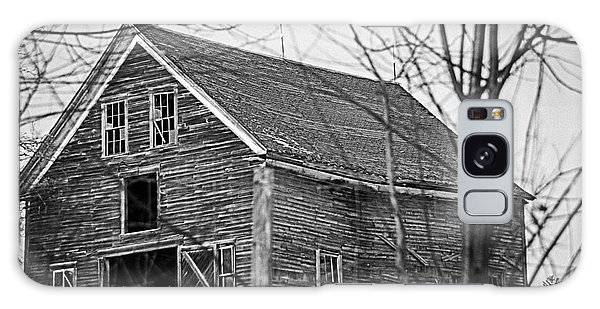 Maine Barn Galaxy Case