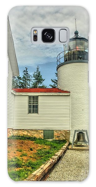 Maine Lighthouse Galaxy Case