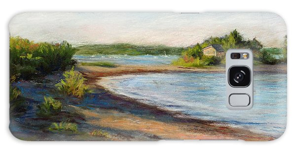 Maine Quiet Bay Galaxy Case