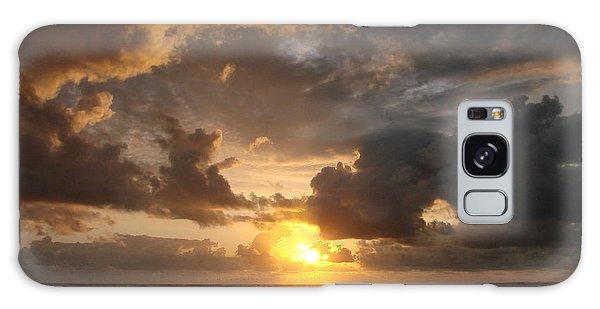 Majestic Sunset Galaxy Case by Athena Mckinzie