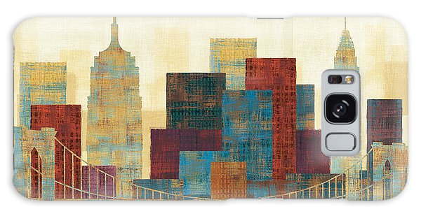Broadway Galaxy Case - Majestic City by Michael Mullan