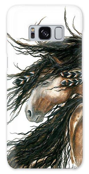 Western Galaxy Case - Majestic Pinto Horse 80 by AmyLyn Bihrle
