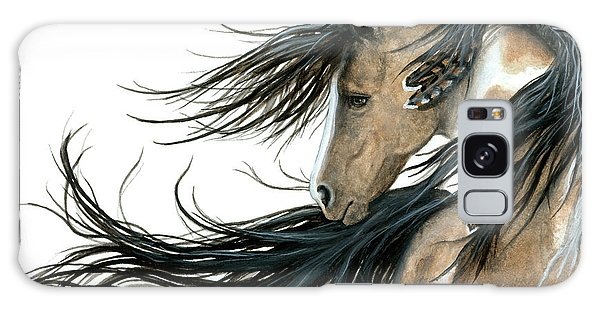Majestic Horse Series 89 Galaxy Case by AmyLyn Bihrle