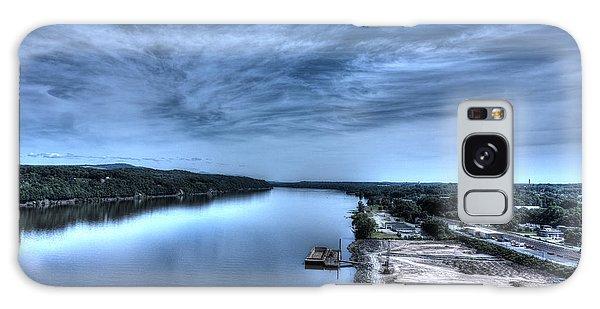 Majestic Hudson River Galaxy Case