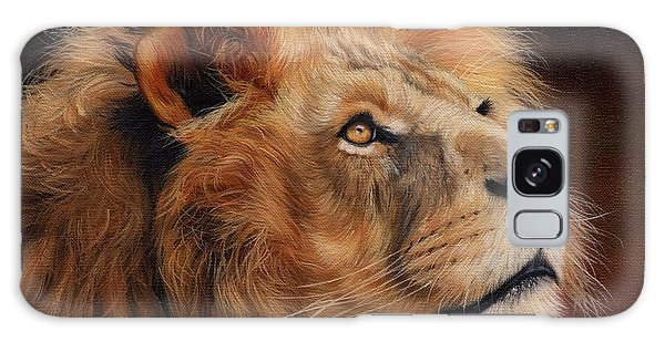 Majestic Lion Galaxy Case