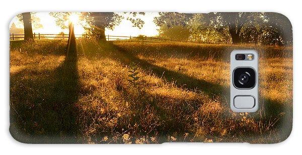 Majestic Oaks Sunrise Galaxy Case