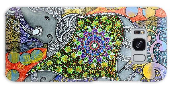 Madhubani Galaxy Case - Majestic3 by Deepti Mittal