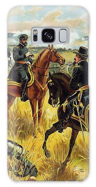 Major General George Meade At The Battle Of Gettysburg Galaxy Case by Henry Alexander Ogden