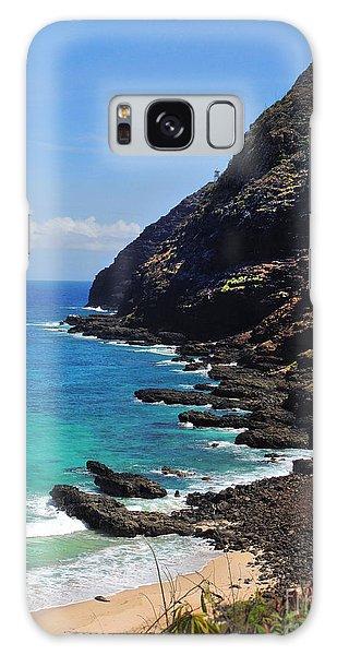 Makapu'u Beach 2 Galaxy Case