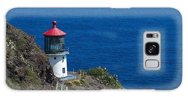 Makapuu Lighthouse 1 Galaxy Case