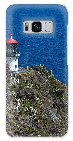 Makapuu Lighthouse2 Galaxy Case
