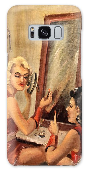 Makeup Time 1940 Galaxy Case
