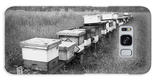 Making Honey II Bw Galaxy Case