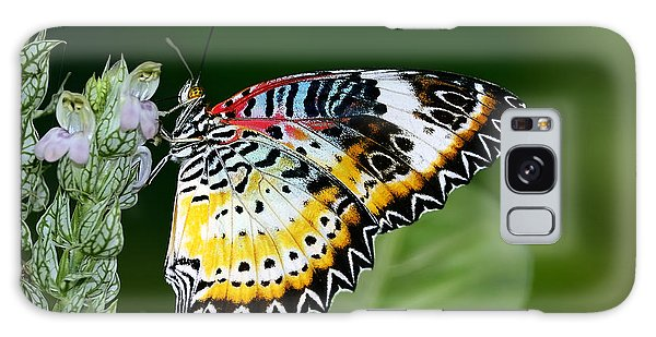 Malay Lacewing Butterfly Galaxy Case