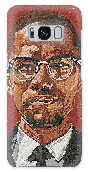 Malcolm X Galaxy Case
