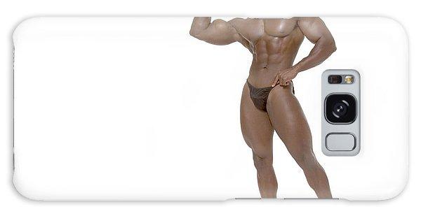 Male Bodybuilder Galaxy Case