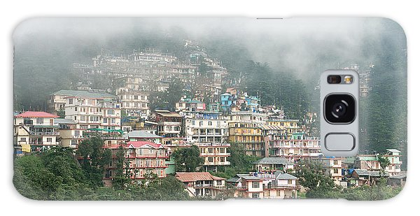 Maleod Ganj Of Dharamsala Galaxy Case