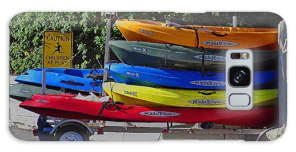 Malibu Kayaks Galaxy Case by Gandz Photography